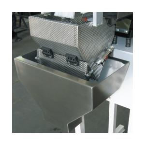 Discharge weigher