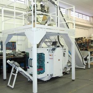 Multihead packing plant