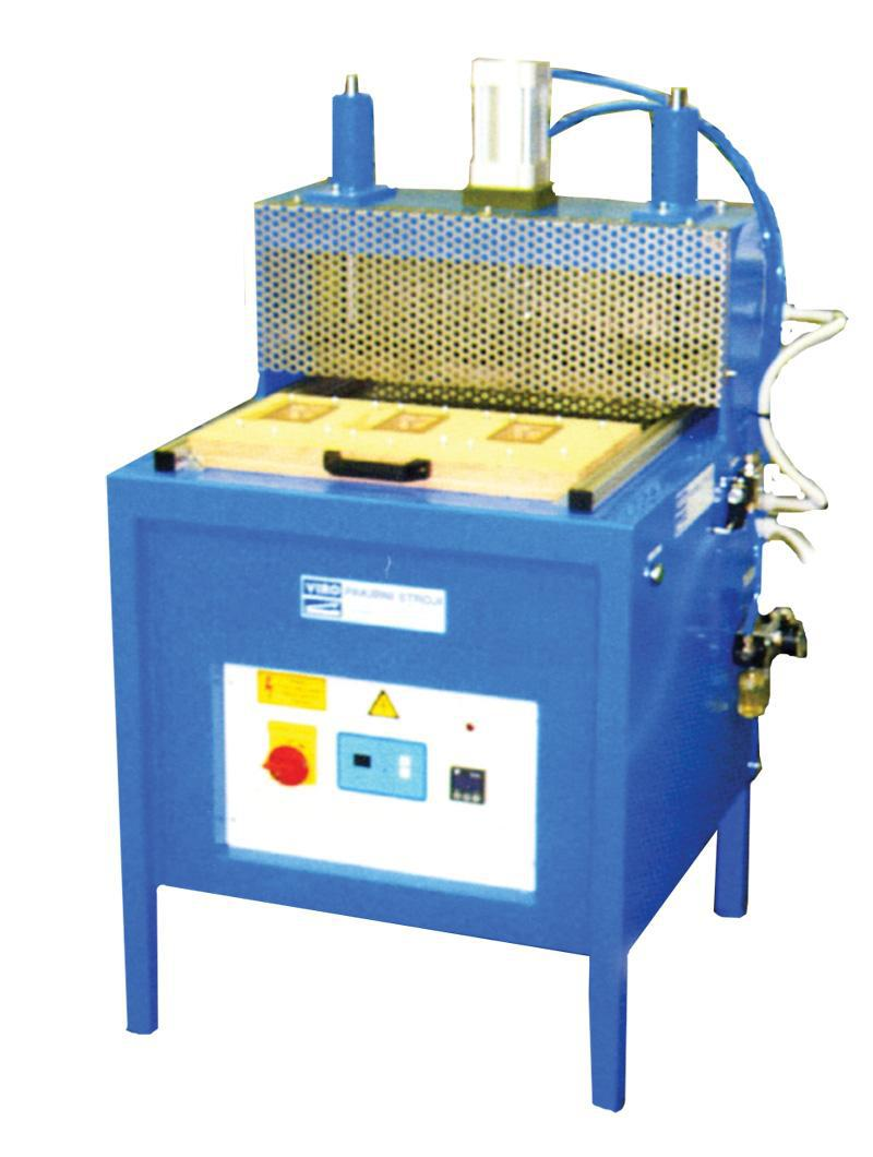 Poluautomatski stroj za blister pakiranje