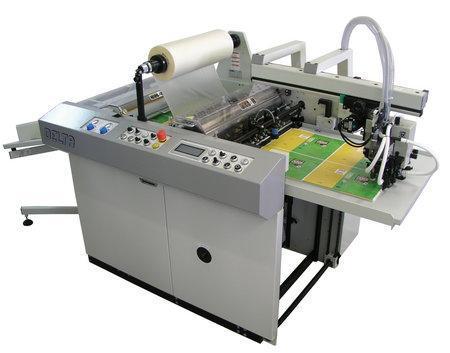 Stroj za plastifikaciju Delta