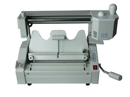 Uvez ljepilom Binding  Machine 2