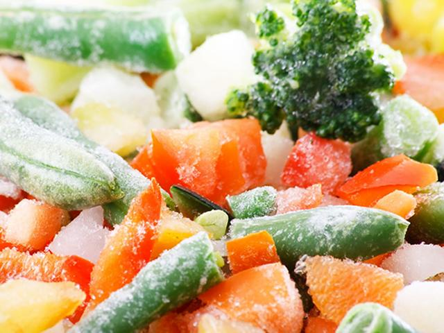 zamrznuto povrće
